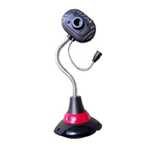 007 Computer HD Webcam USB Video Webcam USB Camera Built-in Microphone Video Teaching Live for PC Laptop 640x480