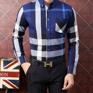 Designer mens shirts mens shirts cotton t-shirt men mens dress shirts fashion rushed best sell hot Sale wholesale spring classicTU21