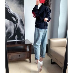 Autumn and winter new elk leisure cashmere sweater for women