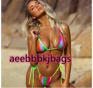 Women Bikini Set Push-up Padded Bra Swimsuit Swimwear Summer Beachwear Triangle Bathing Suit Swimming Female Biquini Bikinis