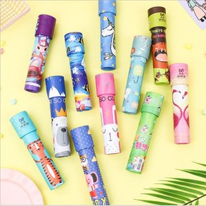 19*4.5 cm Variety Kaleidoscope Children's Science Experiment Toys Kaleidoscope Parent-child Interactive Educational Toys Science & Discovery