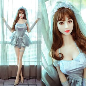 AJDOLL-Hot Silicone TPE Sex Love Doll Mannequin Adult Oral Vagina Anal Sex Love Sexy Toys for Men Big Breast and Big Ass Lifelike 158cm
