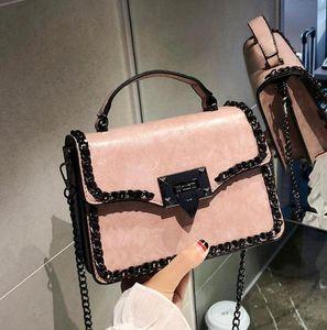 Z retro moda feminina saco quadrado 2020 novo designer de mulheres bolsa de bolsa de couro pu mulher saco de bolsa de bolsa de bolsa de ombro messenger