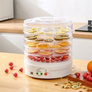 Машина для сушки фруктов Овощная еда дегидраторные инструменты Регулируемый контроль температуры