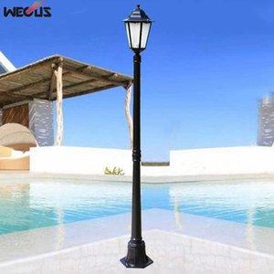 2021 New (h.87761.7m) European Waterproof Light Outdoor Villa Lawn Special Engineering Lamps Lshw
