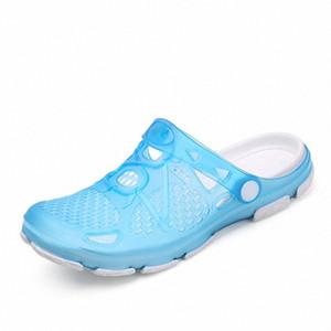 2019 heißer verkauf kleber frauen sandalen crocse schuh eva leichte sanles unisex bunte schuhe für sommer strand m0an #