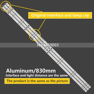 Bar Lights 5kit And Original LED Backlight Strip For 43lj5500 43lj5550 43uj6300