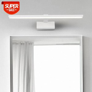 Modern Led Bathroom Mirror Light 9W 12W AC90-260V Wall Mounted Industrial Wall Light Waterproof Sconce Vanity #NY3m