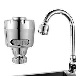 360° Swivel Faucet Replacement Kitchen Anti-Splash Water Filter Adapter Shower Head Bubbler Saver Tap Bathroom Tools