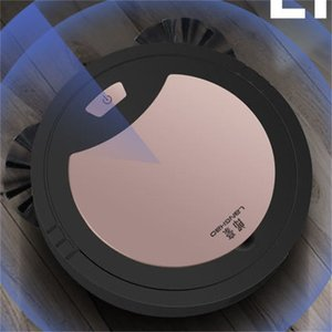 Piso de trapeador Robot de barrido de 360 grados Rotación eléctrica Aspiradora eléctrica Ultra delgada USB USB automático inteligente 676 K2