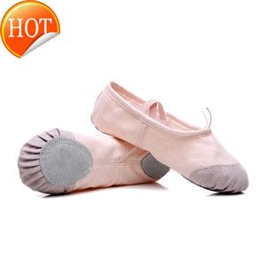Adult Children Women Practice Soft Soled Cat Claw Shoes Body Yoga Folk Dance Chinese Ballet HCM3