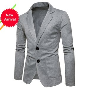 New Mens Fashion Autumn Winter Quality Luxurious Woolen Blazer Wedding Prom Singers Blazers Costume Slim Fit Business Suit Suits Egie N6N4
