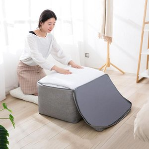 Portable Waterproof Underwear Pillow Wardrobes Organizer Family Save Space Household Blanket Folding Pouch Wardrobes Accessories
