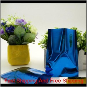 6 Sizes Pe Colorful Heat Seal Aluminum Mylar Foil Bag Smell Proof Pouch Closet Organizer Kitchen Accessories Home D jlllwB sport77777