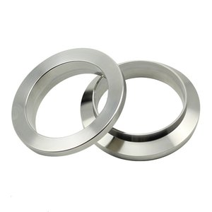 KF63 Stainless Steel Pipe Flange Quick Release Vacuum Flange KF Quick Install Coupling Flanges 304 Flange Pipe Fittings