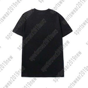 Discont Men Damen Designer T-shirts GVC Pullover Baumwolle Mann Casual Sports Berühmte Luxurys Kurzarm Herren T-Shirts Print Crew Neck Reversal-Buchstaben # Yhcnevig # S-2XL
