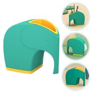 Tissue Boxes & Napkins 1PC Elephant Box Multifunctional Paper Extraction Storage
