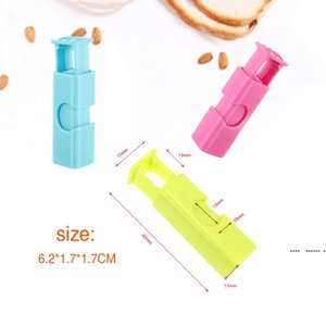 Multi-Zweck-Brot-Dichtungs-Clip-Dichtungs-Clip für Toast-Nahrungsmittel-Taschen-Verriegelungstyp Pressing Typ Lebensmittelkonservierungsdichtungs-Clip FWF5384