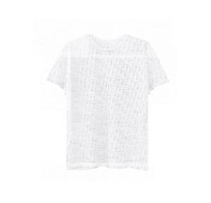Womens mens Vogue designs t shirt sexy Sheer party Woman T-shirts hollow out shirts men Summer hip hop top streetwear black shirts clothing