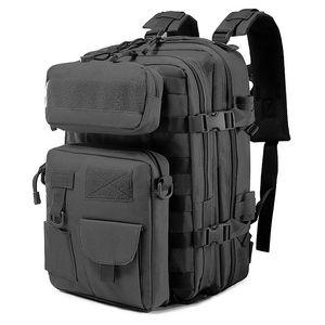 900D военный тактический рюкзак мужской армии насилие катушки молла пакет охотничье дело рюкзак туризм прогулки поход водонепроницаемый мешок человек открытый rucksack 210304