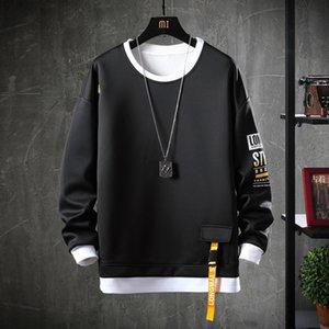 2021 Nouvelle couleur Sweat-shirt Sweatshirt Hommes Spring Spring Automne Sweat à capuche Casual Streetwear Vêtements CA4G