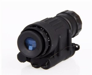 Pvs-14 Tactical Hunting Night-Vision IR Monocular Powerful HD Digital Infrared Night Vision Device For Helmet