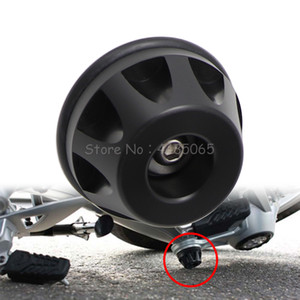 Motorcycle Final Drive Housing Cardan Crash Slider Protector For BMW R1200GS R 1200 GS 1200GS R1200 ADV 2019-2004 Adventure LC