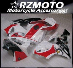 사출 금형 새로운 ABS 페어링 키트 Honda CBR600RR F5 2003 2003 Bodywork Setwhite Red