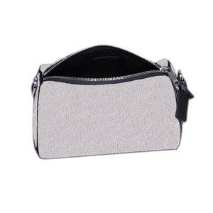 Neue Stil Frauen Crossbody Tasche Männer Handtaschen Geldbörsen Totes Mode Umhängetaschen Hohe Qualität Leinwandbrief Barrel-förmige Taschen Eimer Taschen