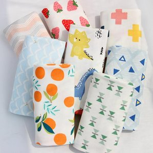 Infant Muslin Blanket Animal Baby Swaddle Baby Newborn Bathroom Towels Robes Infant Swadding Muslin Swaddle YL378