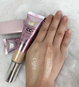 2020 تكنولوجيا التجميل هو بشرتك ولكن أفضل CC + لون إضاءة تصحيح إيلاء كريم التغطية الكاملة SPF 50+