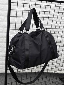 Duffle Backpack Men Luxury Travel Bag Mens Backpack Gym Bag Women Fitness With Shoe Compartment Sac De Voyage Sports Eg50jj