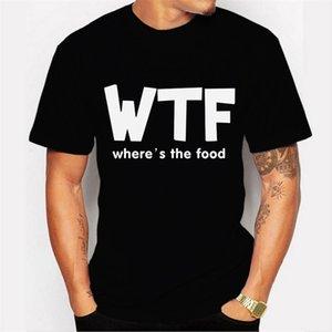 Neueste Design Männer T-Shirt Sommer Mode Buchstaben Gedruckt T-Shirt Interessantes Design Hemden Hipster Tops 210301