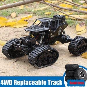 Rc Car 112 4WD Off-road Climbing Remote Control Car 2.4Hz Radio Controlled Car Track wheels Rc kids Toy