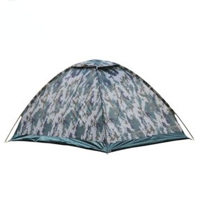 Tents And Shelters Ultralight Camping Tent Windproof Camouflage Fishing Mountaineering Beach Uv Protection Family Picnic