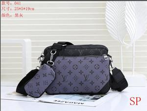 1 38LVLOUISVITTON Set Man Shoulder Bags Designers Handbags Totes Womens Messenger Bags Luxurys Crossbody Bags Wallet Vintage