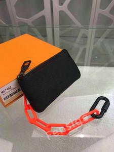 Bolsos de llaves Diseñadores de lujos Mini Cajas de llaves CLUTH BAG MESSENSER BOLSAS DE LUJO BOLSO DE MODA DE LUJO TORNITOR DE LLAVE MINCTES BOLSA DE MONEDA M67452
