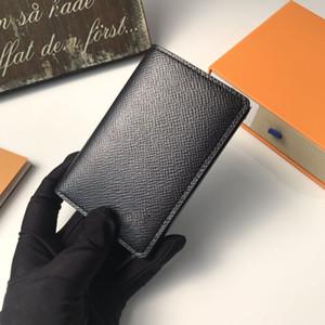 2021 Новые самые продаваемые сумки кошелек Высококачественный узор женский кошелек мужской чистый высокодорожный дизайнер L кошелек с брендами