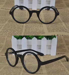 2020ss Fashion Vintage Eyeglass Frames Round Shape Glasses Frames for Men and Women Colophony Memory Metal Material Outdoor Eyewear Hot Sale