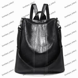 HBP backpack mochila school bag travel bag PU leather fashion backpacks Sacoche Homme mini backpack SacocheMAIDINI-158