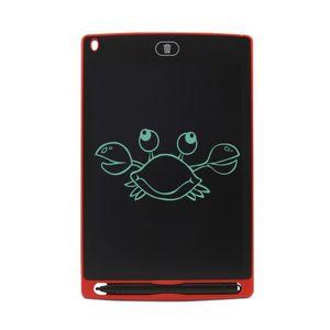 8,5 polegadas LCD escrita tablet tabuleta presa blackboard pads presente para crianças sem papel sem texto tablets memo com caneta atualizada 59 s2