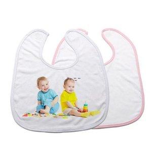 승화 빈 아기 턱받이 열전달 손수건 타월 타월 폴리 에스터 면화 신생아 헝겊 유아 목화 bib hwe4739