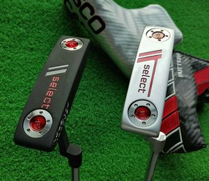Golf bar putter golf practice putter black silver fast air transport real picture contact seller