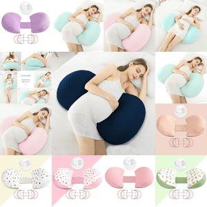 Type Pregnant U Women Pillow Pregnancy Pillow Protect Waist Sleep Pillow Belly Support Side Sleepers 2QW7