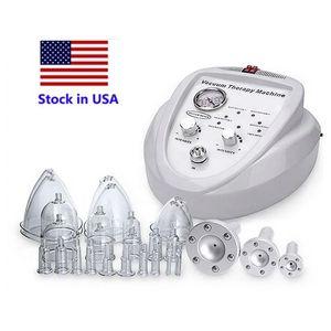 Stock en EE. UU. New Best Butt Lift Machine Aspirum Nitocks Masaje Máquina de terapia de vacío Máquina de mejora de tope Taza