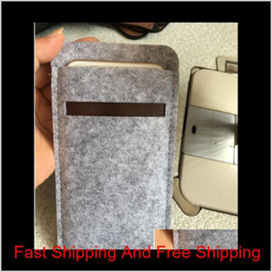 2020 Cases Cellphone Bags Chemical Fiber Material Hand Carry Good Qualty For Iphone X Iphone 8 Ylql3 Uldnk