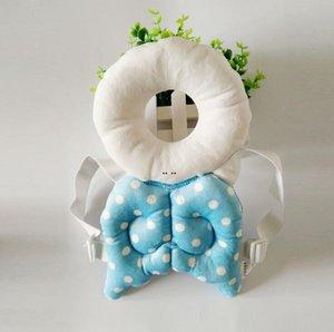 Almohadilla protectora de cabeza de bebé Alas de ángel de bebé para niños pequeños Caída de cabeza de otoño almohada bebé caída protectora de almohada DHC6396