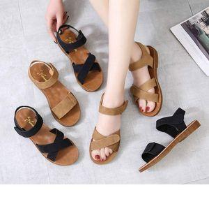 Xpay 2021 neue frauen sandalen massiv farbe sommer sandalen frauen mode rome style heels frauen plattform freizeit sandlas