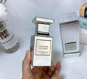 Bien vendre! Un parfum avec un parfum de lavande comme la note principale Ford Parfum Silver Bottle de la longue durée durable et livraison rapide