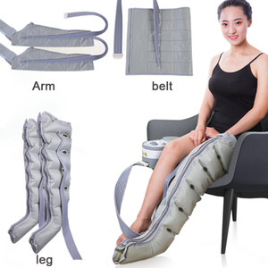 6 Cavity Air Wave Massage Calf Waist Old Man Physiotherapy Air Pressure Automatic Cycle Pedicure Postoperative Rehabilitation